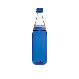 Image of   Fresco Twist & Go 700 ml Dagligt forbrug Blå Tritan