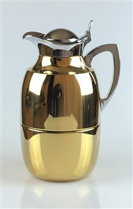 Image of   Juwel Prestige termokande messingfarvet 1 liter