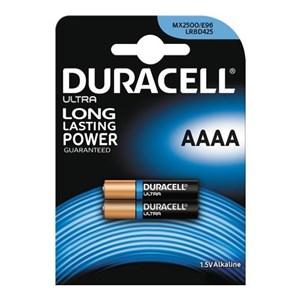 Alkaline AAAA Batterier, 2pk
