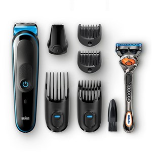 Billede af All-in-one MGK5045 beard trimmer Black,Blue