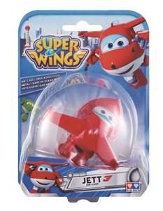 Image of Super Wings Die-cast Jett legetøjsbil
