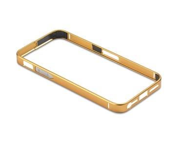 "Image of Alu02 mobiltelefon etui 10,2 cm (4"") Cover Guld"