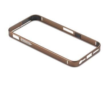 """Image of Alu07 mobiltelefon etui 10,2 cm (4"""") Cover Brun"""