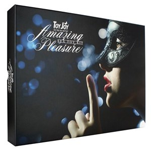 Image of   Amazing Pleasure Sex Toy Kit