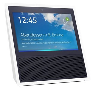 Image of Echo Show digital audio streamer Hvid Wi-Fi
