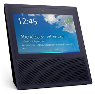 Image of Echo Show digital audio streamer Sort Wi-Fi