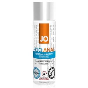 Anal H2O Glidecreme Varmende 60 ml System Jo SJ40109
