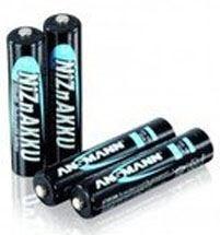 Image of   1321-0001 husholdningsbatteri Genopladeligt batteri Nikkel-zink (NiZn)