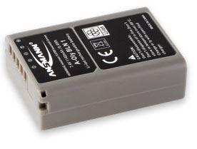 Image of 1400-0058 batteri til kamera/videokamera Lithium-Ion (Li-Ion) 1140 mAh