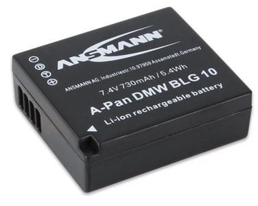 Image of 1400-0063 batteri til kamera/videokamera Lithium-Ion (Li-Ion) 730 mAh