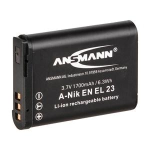 Image of 1400-0064 batteri til kamera/videokamera Lithium-Ion (Li-Ion) 1700 mAh