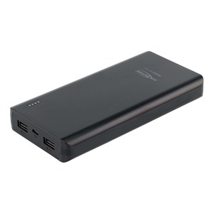 Image of 1700-0068 powerbank Sort Lithium Polymer (LiPo) 20800 mAh