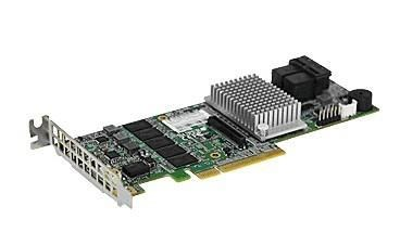 Supermicro AOC-S3108L-H8iR Ethernet 12000 Mbit/s Internal