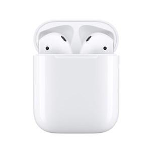 Image of AirPods (2nd generation) MV7N2ZM/A hovedtelefoner/headset I ørerne Hvid