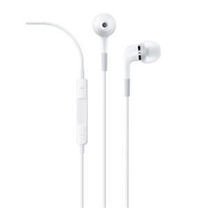 Image of ME186ZM/A hovedtelefoner/headset I ørerne Hvid