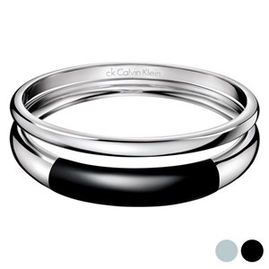 Image of   Armbånd til kvinder Calvin Klein KJ03MB010 (19 cm) Sort