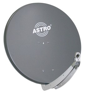 Image of ASP 78 A satellitantenne Anthracit