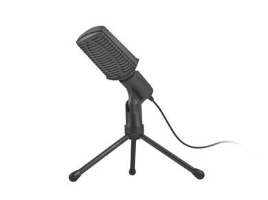 ASP Sort Mikrofon til bærbar pc