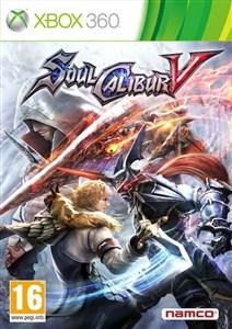 Image of Soulcalibur V, Xbox 360 videospil Engelsk