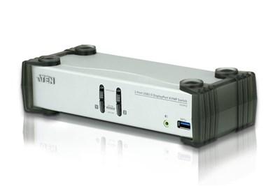 Image of 4K DisplayPort KVM Switch