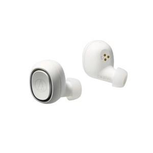 ATH-CK3TWWH hovedtelefoner/headset I ørerne Hvid Bluetooth
