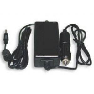Image of   Autoadapter 11-16V strømadapter og vekselret Sort