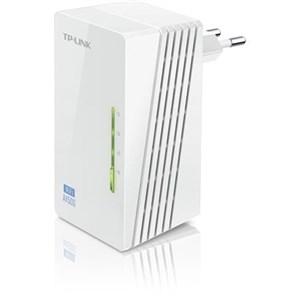 AV500 WiFi Powerline Extender, extra HomePlug-adapter til AV50