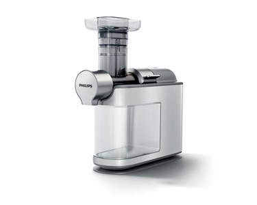 Image of   Avance Collection HR1945/80 juice maker Slow juicer Grey,White 200 W