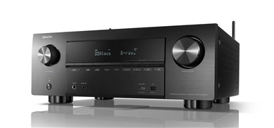 Denon AVR-X3600H 105 W 9.2 kanaler Surround 3D Sort