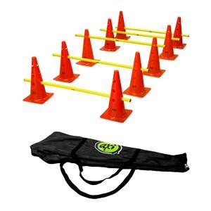 Image of   A030.414.00 tilbehør til hastighed & agility Agility kegler