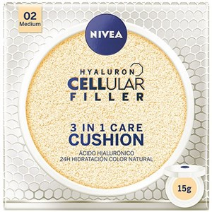 Farvecreme Hyaluron Cellular Filler Nivea 02 - medium 15 g