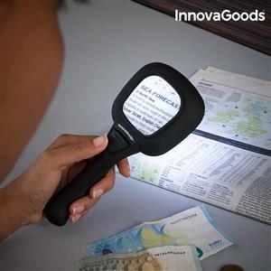 Billede af InnovaGoods Forstørrelsesglas med LED Lys Ultraviolet 3X