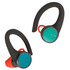 Image of   BackBeat Fit 3100 Headset Ørekrog, I ørerne Sort, Blå