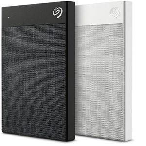 Backup Plus Ultra Touch ekstern harddisk 1000 GB Hvid