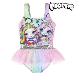 Billede af Badedragt til piger Poopsie Multifarvet 12 år