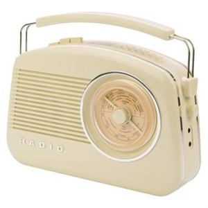 Image of   HAV-TR900BE radio Bærbar Beige