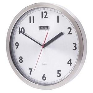 Image of   Balance | Wall Clock | 40 cm | Analogue | Aluminum