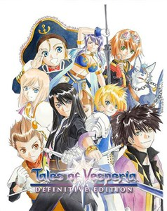 BANDAI NAMCO Entertainment Tales Of Vesperia - Definitive Edition, Xbox One Endelig Engelsk