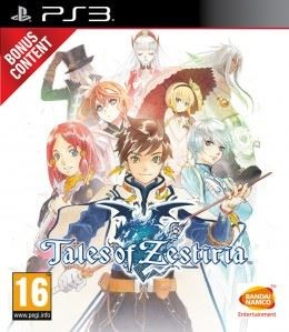 BANDAI NAMCO Entertainment Tales of Zestiria, PS3 PlayStation 3 Basis Engelsk