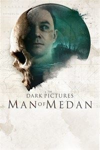 BANDAI NAMCO Entertainment The Dark Pictures Anthology: Man of Medan, Xbox One Basis Engelsk