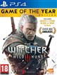 BANDAI NAMCO Entertainment The Witcher 3: Wild Hunt Game of the Year Edition, PS4 videospil PlayStation 4