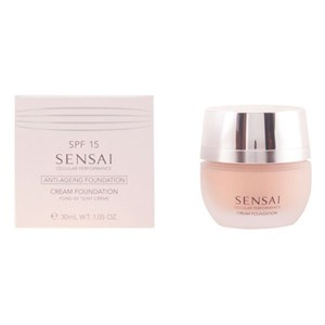 Image of   Flydende Makeup Foundation Sensai Cp Kanebo cf - 22 30 ml