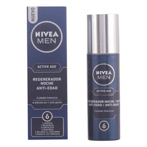 Regenererende anti-age creme Men Active Age Nivea 50 ml