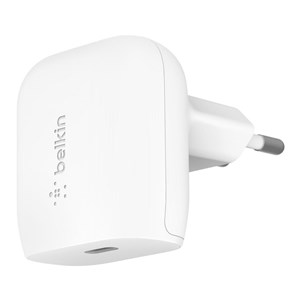 18W USB-C Home Charger, White