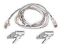 High Performance - Patch cable 5m UTP ( CAT 6 ) - white netværkskabel Hvid