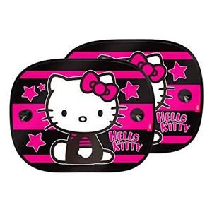 Bil solskærm Hello Kitty KIT4051 Børns (44 x 36 cm)(2 pcs)