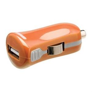 Image of   Biloplader 1-Udgang 2.1 A USB Orange