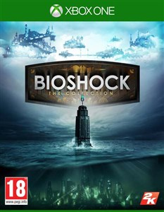 Image of   Bioshock: The Collection, Xbox One videospil Basis+DLC