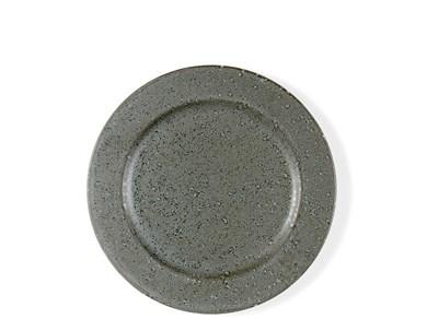 Image of   Desserttall. 22cm grå Bitz