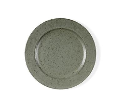 Image of   Desserttall. 22 cm grøn Bitz